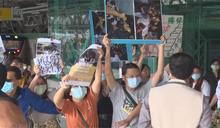 拆遷南鐵住戶遭學生抗議 黃偉哲:尊重市民想法