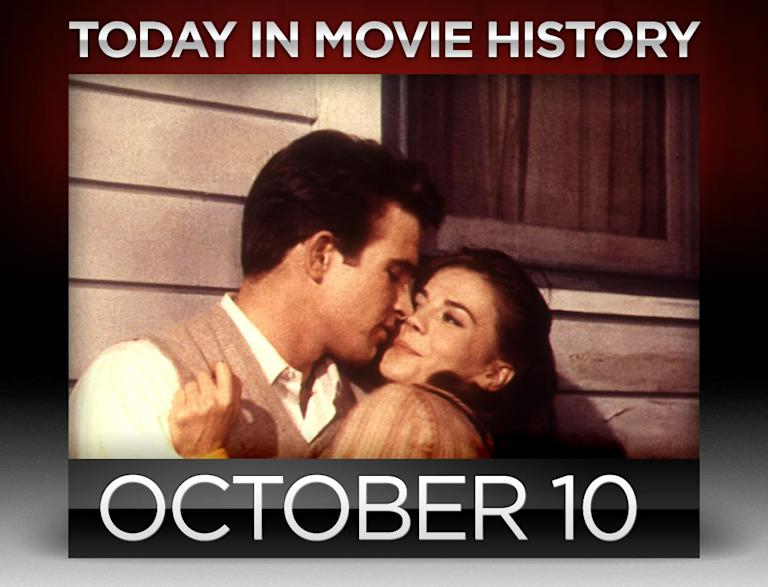 today in movie history, october 10