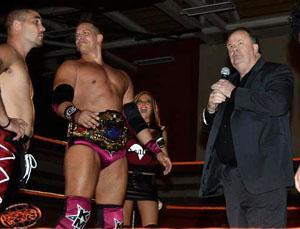 'Saved by the Bell's' Mr. Belding now a pro wrestler