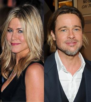 Pitt and Aniston: Exes Strike Back