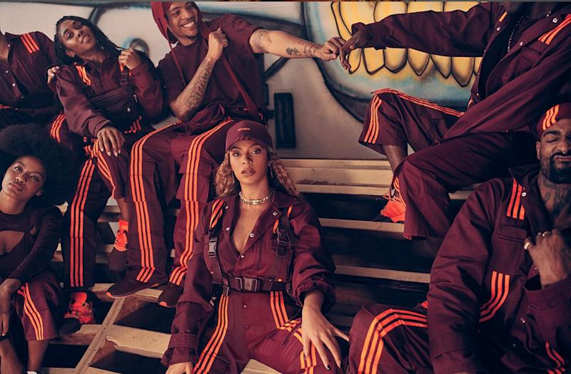 Where To Shop The Adidas X Ivy Park Collection In Canada