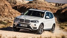 2014 BMW X3(NEW)
