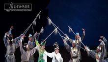 唐美雲歌仔戲團推觀光 南投武昌宮演出白蛇傳