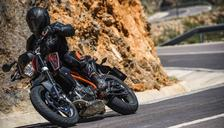 2015 KTM Duke 690
