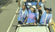 快新聞/韓國瑜「鵝蛋助孕說」反激綠支持者投票? 李眉蓁緩頰:感謝韓團隊支持