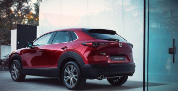 Mazda CX-30 2021. 100% Crossover.