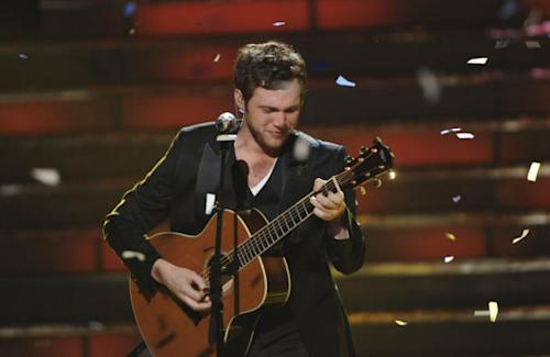 And The New American Idol Is…Phillip Phillips!