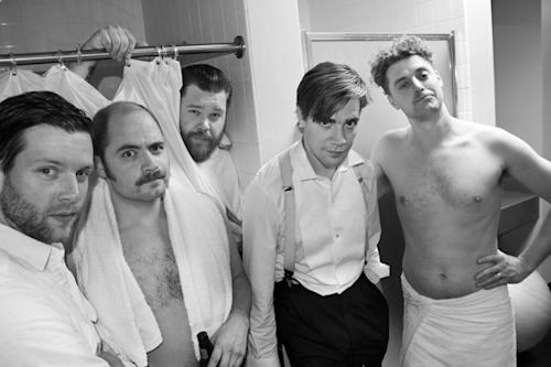 The Hives 'Peaking' on Tour With Pink