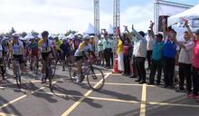 騎單車欣賞美景 台灣自行車節台南開跑!