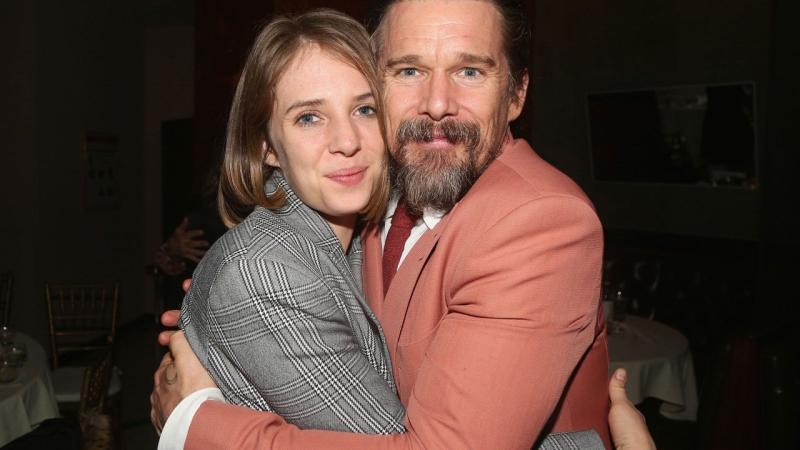 Ethan Hawke Talks Daughter Maya's Thriving Acting Career: 'It's Shocking'