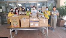新住民姊妹連4天做越南美食贈醫護