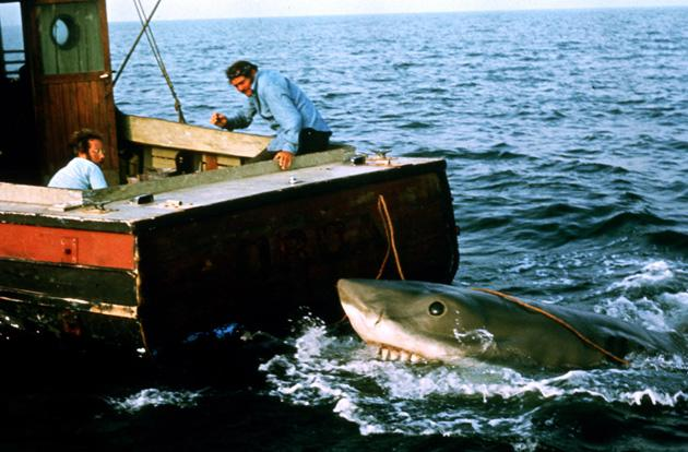 The Shark Still Works: 'Jaws' Debuts on Blu-ray