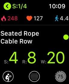 best fitness apps apple watch smartgym2