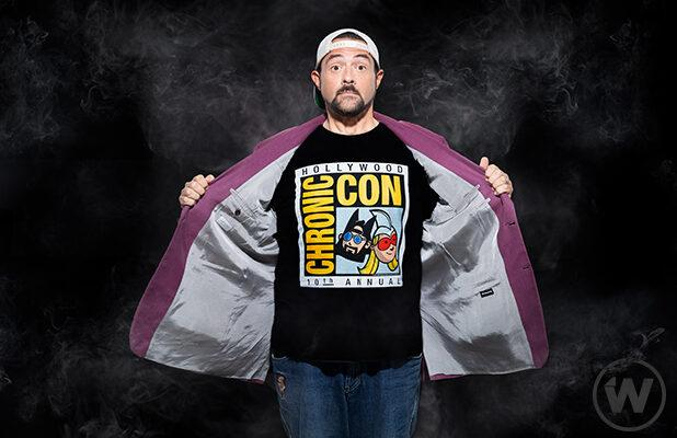 Kevin Smith to Host Aftershows for The CW's 'Crisis on Infinite Earths' Crossover