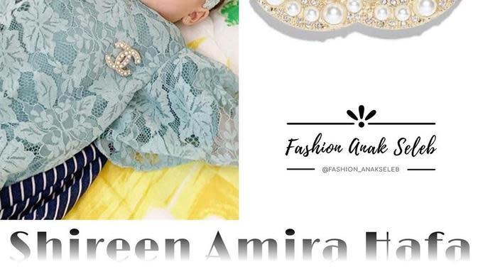 Anak seleb yang memiliki barang dengan harga fantastis. (sumber: Instagram @fashion_anakseleb)