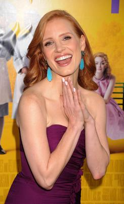 Denouement: The Wonder of Discovering Jessica Chastain