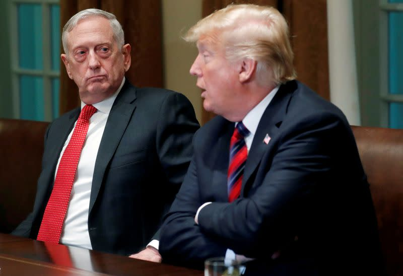 How Trump fell out of love with his generals, and why the feeling is mutual