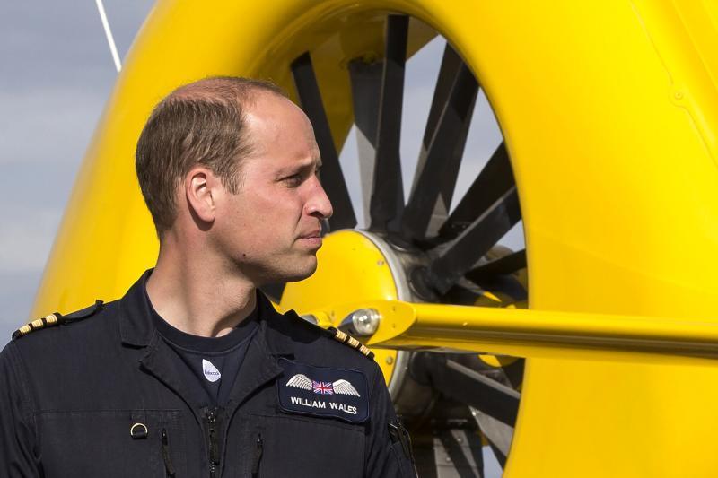 Prince William Lets Air Ambulances Land at Kensington Palace amid Coronavirus