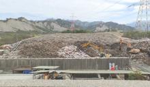 草屯7萬噸垃圾山惡臭擾民 水利署補助3億移除