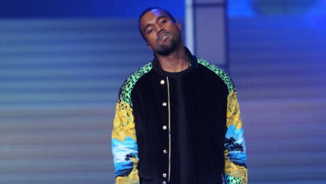Kanye West (Brad Barket/AP)