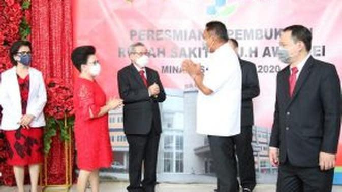 Kehadiran Rumah Sakit Baru Dr JH Awaloei Bantu Tangani Pasien Covid-19 di Sulut