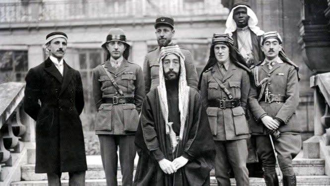 Lawrence of Arabia, Mata-mata Inggris yang Dalangi Pemberontakan Arab