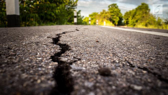 Ilustrasi Gempa Bumi (iStockphoto)