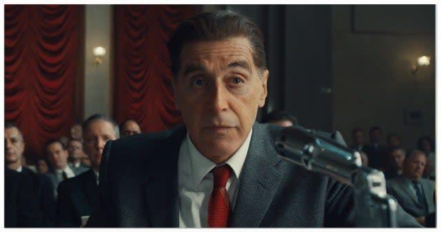 Al Pacino, The Irishman