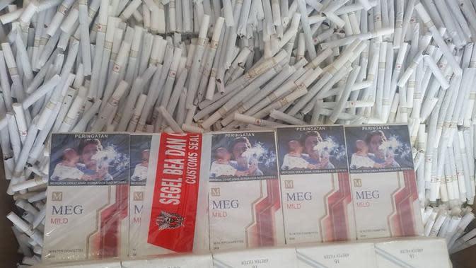 Bea Cukai pun terus melakukan pengawasan di daerah produksi dan pemasaran rokok ilegal antara lain di Malang, Jawa Timur dan Teluk Bayur, Sumatera Barat.