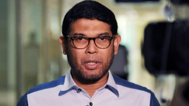 Nasir Djamil Sindir Arteria soal CV Calon Jaksa Agung