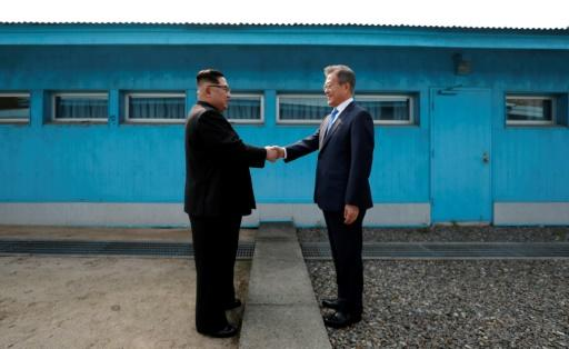 South Korean Moon Jae-in has long pushed engagement with Pyongyang to bring it to the negotiating table