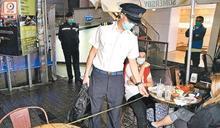 食環署兩日巡1250食肆 逾10餐廳違防疫規例遭檢控