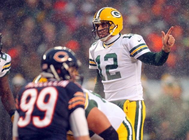 Aaron Rodgers gifted superstar call when McClellin hits him slightly late
