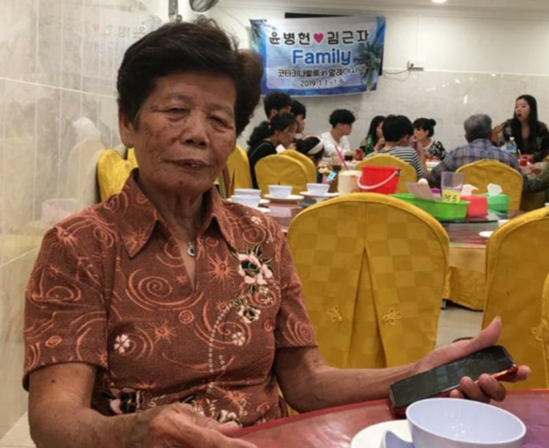 Lim Sai Lung, 76, who suffers from dementia, went missing from Serdang Raya where she lives, after leaving her daughter's house located within the same neighbourhood in Taman Putra Indah. — Picture courtesy of Chong Ning Er