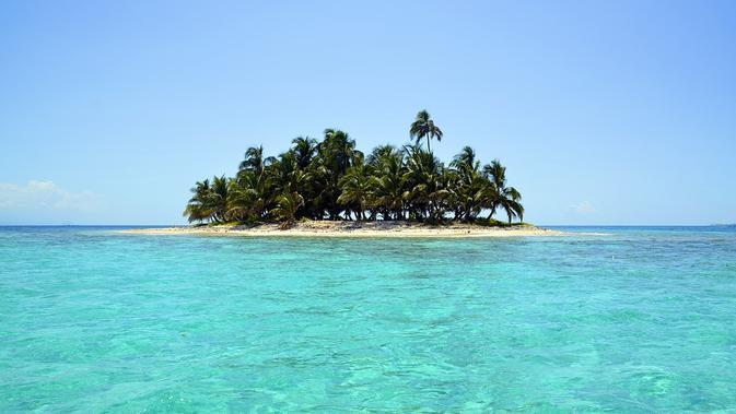 (Foto: © Pexels/Pixabay) Ilustrasi pulau