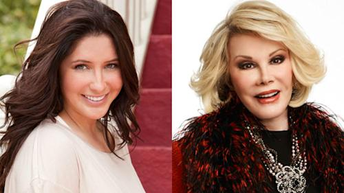 "Bristol Palin and Joan Rivers ""Celebrity Wife Swap"""