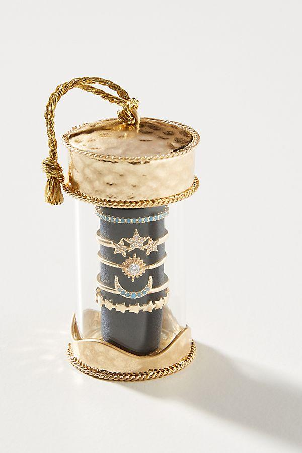 Festive Ring Set Ornament