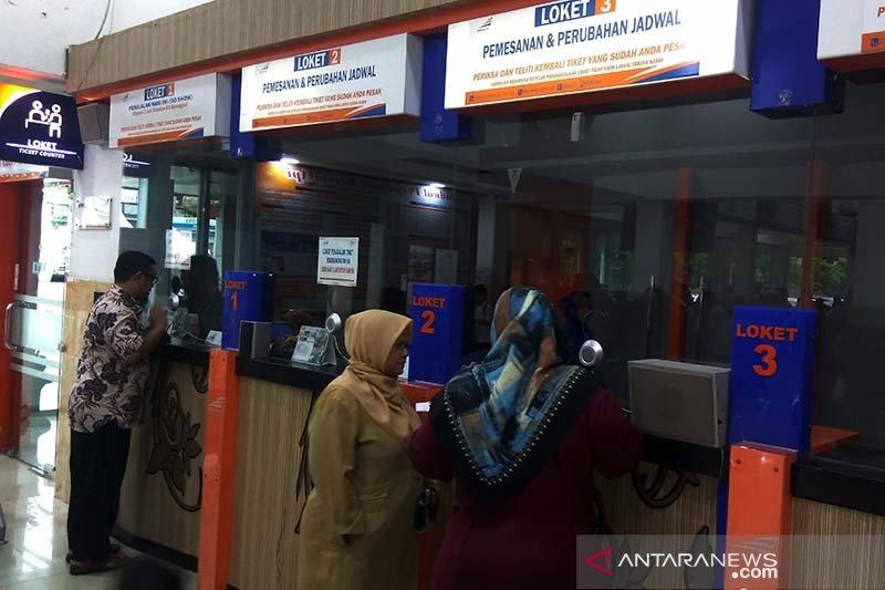 879.736 tiket KA Lebaran 2020 dari Daop 1 Jakarta sudah bisa dipesan
