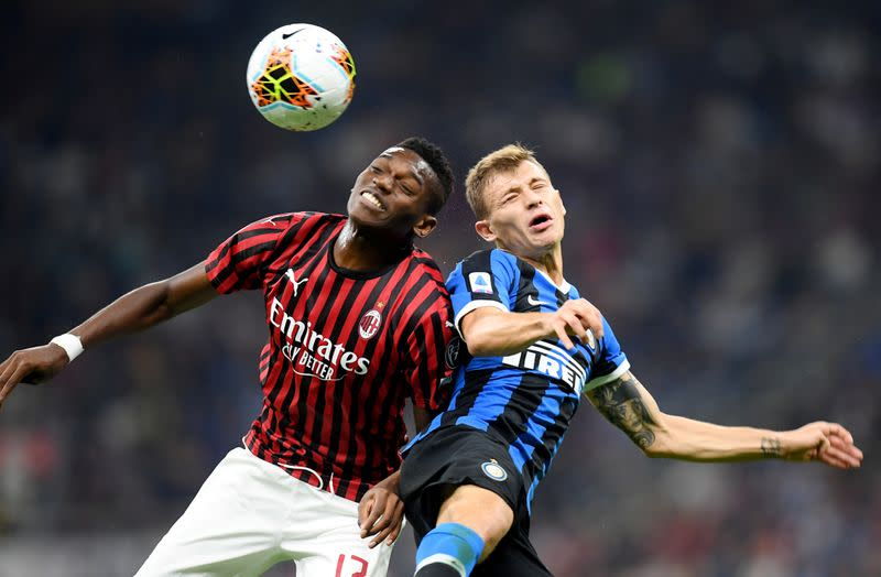 Soccer: Serie A clubs want to re-start on June 13 if government allows