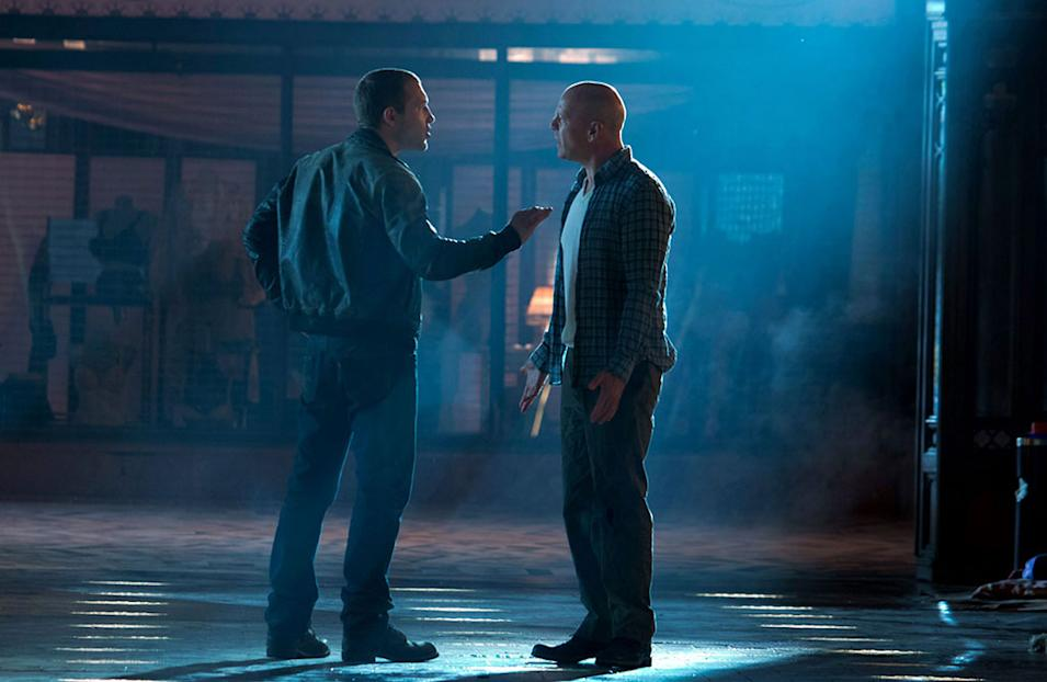 """A Good Day to Die Hard"" Stills"