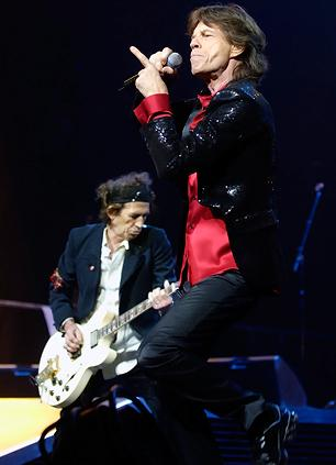 Inside the Rolling Stones' Reunion