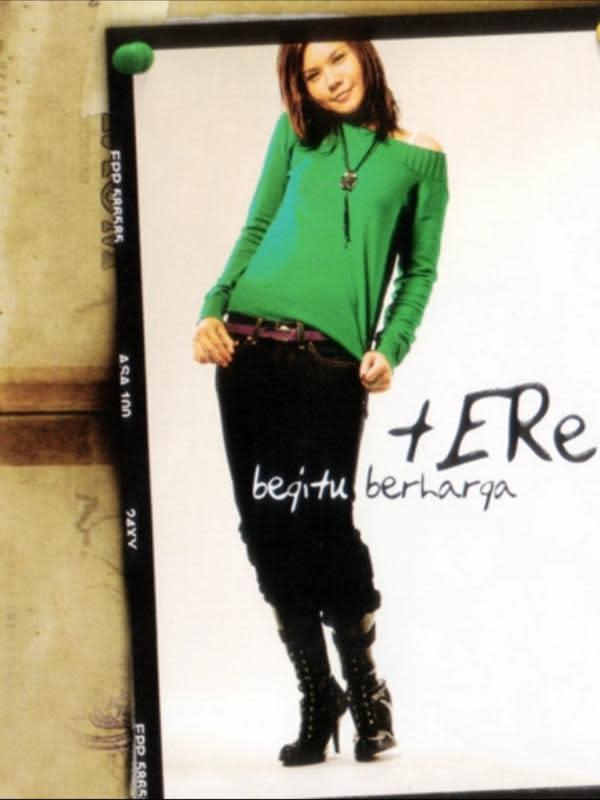 Sampul album Begitu Berharga. (Foto: Dok. Koleksi Pribadi)