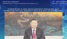 習近平:單邊主義保護主義蔓延 中國對外開放沒止步
