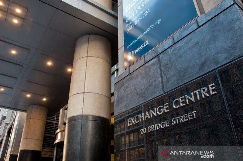 Saham Australia dibuka lebih tinggi, lanjutkan penguatan minggu ini