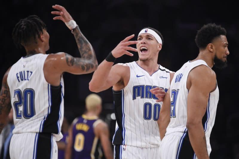 NBA: Orlando Magic at Los Angeles Lakers