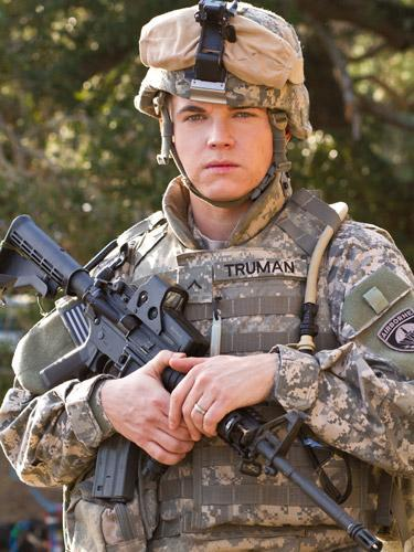 Jesse McCartney Explains 'Army Wives' Character's Battle With Posttraumatic Stress Disorder