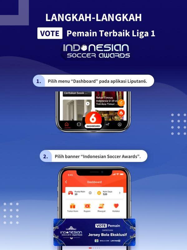 Tutorial Indonesian Soccer Awards 2019 (KLY)