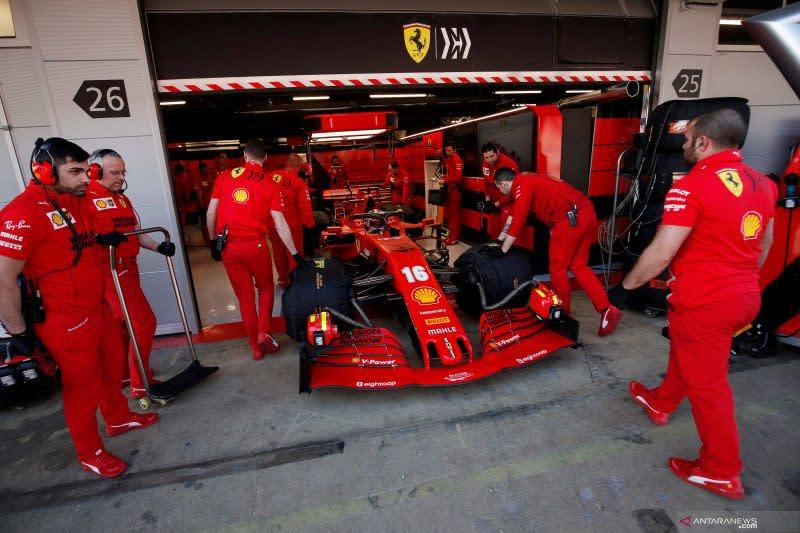Ferrari bantah ancam keluar dari Formula 1