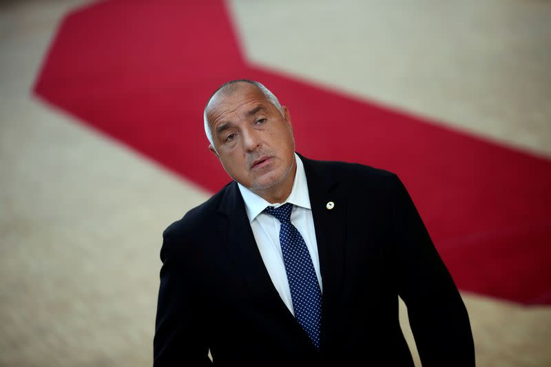 Bulgarian PM says he is prepared to quit but wants government to stay
