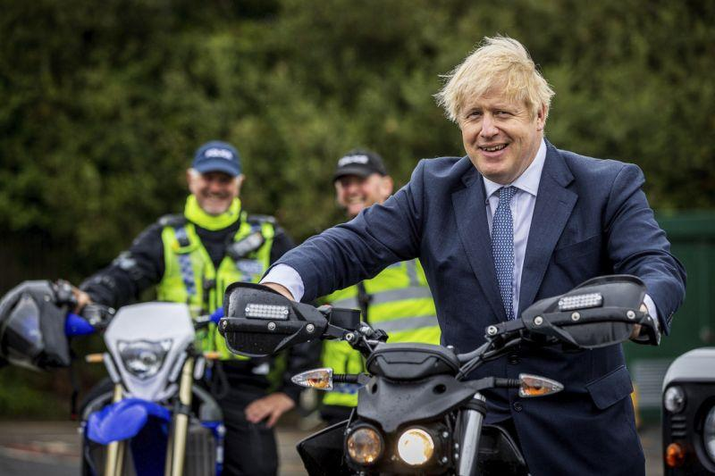 PM Inggris umumkan saudaranya dan pendukung Brexit jadi anggota House of Lords